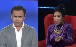 Phi Thanh Vân tranh luận căng thẳng với MC Quyền Linh trên truyền hình