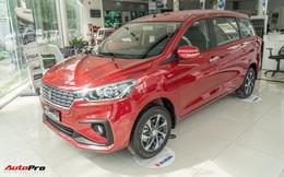Loạt xe vừa mở bán đã giảm giá hàng chục triệu đồng: Mazda6 nhận ưu đãi kép, Suzuki Ertiga hạ giá sốc