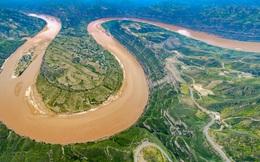 """Nước sông Hoàng Hà trong bất thường: Sử sách TQ nói là """"phước lành trời ban"""", các nhà khoa học lo lắng"""