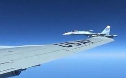 Lý do máy bay Nga truy đuổi trinh sát cơ Mỹ trên Biển Đen