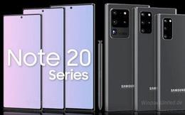Samsung Galaxy Note 20 sẽ có giá gần 25 triệu đồng nhưng chỉ sở hữu mặt lưng nhựa?