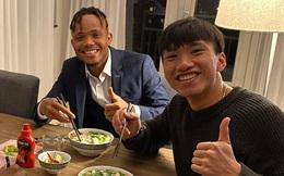 Đồng đội tại Heerenveen tạm biệt Văn Hậu, khen hậu vệ Việt Nam là 'cầu thủ hay nhất'