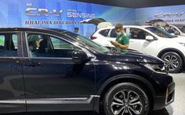 Các hãng ôtô quay về lắp ráp ở Việt Nam