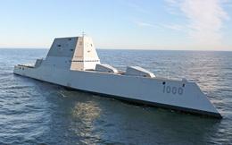 Tàu USS Zumwalt 'so găng' cùng Peter Đại đế, mèo nào cắn mỉu nào?