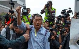 Trùm truyền thông Hong Kong bị bắt theo luật an ninh mới