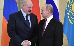 """Ông Putin gửi thông điệp thắt chặt """"tình anh em"""" với Belarus"""