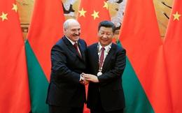 Ông Lukashenko thắng cử áp đảo, ông Tập là người đầu tiên chúc mừng