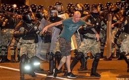 Belarus mở cuộc điều tra về biểu tình bạo lực sau bầu cử Tổng thống