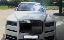 Doanh nhân Hải Phòng tậu Rolls-Royce Cullinan màu trắng hàng hiếm