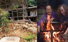 Chưa về nhà mới, cô dâu 63 tuổi ở Cao Bằng đã được dân mạng gợi ý xây thêm nhà cho mẹ chồng kém tuổi