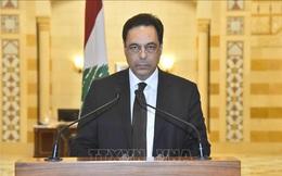 Thủ tướng Liban chính thức tuyên bố từ chức sau vụ nổ kinh hoàng ở Beirut