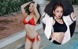 """Danh tính nữ DJ nóng bỏng gây sốt tại """"Rap Việt"""""""