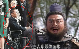 'Trương Phi kinh điển nhất màn ảnh' bị xuất huyết não, phải ngồi xe lăn ở tuổi 63