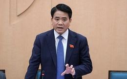 Ông Nguyễn Đức Chung bị tạm đình chỉ công tác 90 ngày