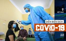 Hải Dương khẩn cấp cách ly 1 thôn, tìm được 11 F1, 1 người có triệu chứng liên quan ca nghi nhiễm Covid-19 ở Hà Nội