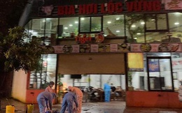 Hà Nội tìm người liên quan đến ca nghi nhiễm Covid-19 tại quán bia Lộc Vừng, Thanh Trì