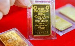 Giá vàng tiếp tục giảm mạnh gần 5 triệu đồng/lượng, giá mua xuống còn 48 triệu đồng/lượng