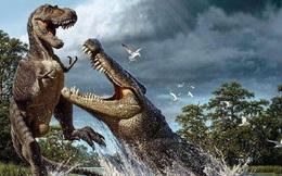 Quái vật tiền sử xơi tái khủng long bằng chiếc răng to như... quả chuối