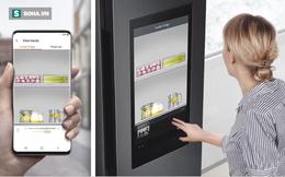 Bất ngờ với chiếc tủ lạnh có thể gọi điện, nhắn tin, nghe nhạc, lướt web và đang giảm giá