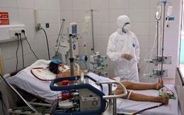 Cả nước có 15 bệnh nhân COVID-19 nặng phải thở máy, chạy ECMO, tiên lượng tử vong cao