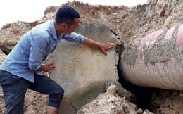 Kiểm tra công trình thuỷ lợi 119 tỷ chưa nghiệm thu đã tan nát ở Gia Lai