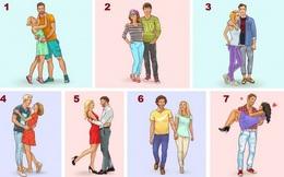 Cặp đôi bạn thấy hạnh phúc nhất mách bảo gì về tình yêu của bạn?