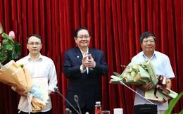 Bộ trưởng Nội vụ điều động, bổ nhiệm hai lãnh đạo cấp Vụ