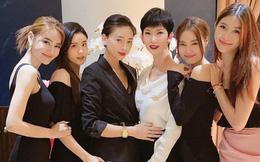 Lan Ngọc, Ngô Thanh Vân và hội toàn mỹ nhân Vbiz tụ họp mừng sinh nhật Xuân Lan, đẹp bất phân chung khung hình