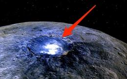 Phát hiện mới trên hành tinh lùn Ceres