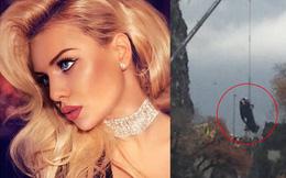 Kết cục bi thảm của cháu gái nhà tỷ phú Nga trong chiếc xe hơi biến dạng dưới hồ, lặp lại số phận của cố Công nương Diana nổi tiếng