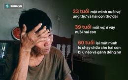 Ông Quất Bình Hạnh ở Hanh Cù đã nhận được 185 triệu đồng ủng hộ