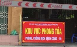 Phong toả 2 chung cư ở Đà Nẵng vì xuất hiện nhiều ca bệnh Covid-19