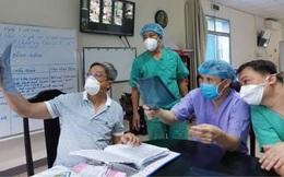 Thứ trưởng Nguyễn Trường Sơn: Bệnh nhân nặng ở Đà Nẵng khác với bệnh nhân 91 rất nhiều