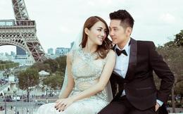 Ông xã Lê Hà khoe ảnh cưới tại Paris 'bắt trend' cực nhanh, nghe nói đúng kiểu ngôn tình chị em đang mê?