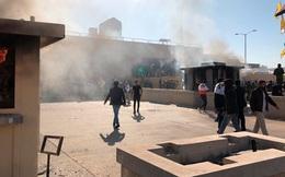 Iraq: Vùng Xanh ngày càng đỏ lửa