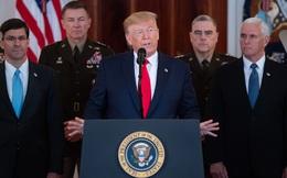 Ông Trump lại 'giành điểm' từ Trung Đông