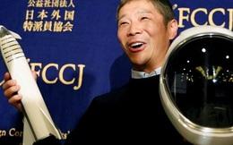 Tỷ phú Nhật dự định lên Mặt trăng quay lại ngành thời trang sau khi bán công ty cho SoftBank