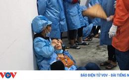 Rò khí tại công ty thiết bị điện tử, hàng loạt công nhân bị ngất