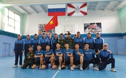Army Games 2020: Công binh Việt Nam đoạt cúp vàng bóng chuyền