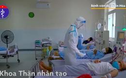Bệnh nhân chạy thận nhân tạo nhiễm COVID-19 ở Đà Nẵng được cứu chữa như thế nào?