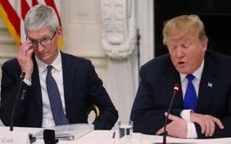 Đang lo lắng về lệnh cấm WeChat, Apple bị ông Trump dội một gáo nước lạnh