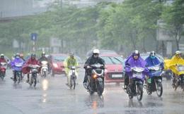 Miền Bắc trải qua 3 ngày mưa đỉnh điểm
