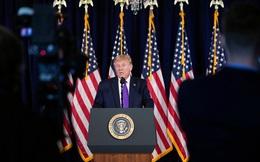 """Tổng thống Trump khoe một kỷ lục mới, nói Trung Quốc """"làm điều đó để khiến tôi vui lòng"""""""
