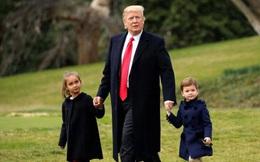 3 người cháu của Tổng thống Trump từng gây sốt với vẻ đáng yêu, được cưng chiều hết mực giờ đã lớn nhanh như thế này đây