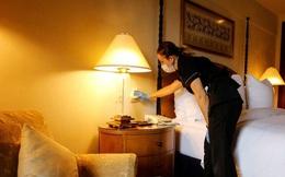 Nguy cơ lây nhiễm COVID-19 từ phòng nghỉ khách sạn là rất thấp nếu đảm bảo vệ sinh đúng cách