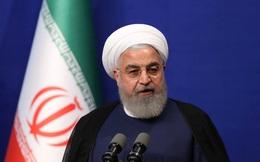 Ông Rouhani: Mỹ dựng chuyện tịch thu dầu của Iran để vớt vát thể diện