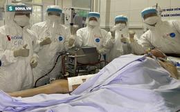 """Bác sĩ Trần Thanh Linh nói về """"kỉ niệm đặc biệt chưa từng có"""" với bệnh nhân mắc Covid-19 chạy ECMO vừa khỏi bệnh"""