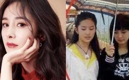 14 năm trước Dương Mịch cầm ô phục vụ Lưu Diệc Phi, chẳng ngờ giờ là mỹ nhân hạng A hot hơn cả 'nữ chính' ngày ấy