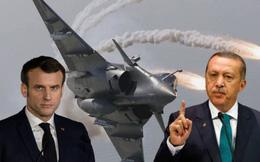 Địa Trung Hải dậy sóng, Pháp lập tức điều chiến đấu cơ: Cuộc đối đầu nảy lửa với Thổ cận kề?