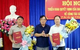 Bị cảnh cáo, Phó Chủ tịch TP Bạc Liêu được điều làm Phó Giám đốc Sở Xây dựng